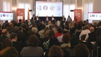 Primer Congrés de l'FP de Catalunya organitzat per Pimec