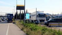 Fenadismer demana col·laboració als transportistes afectats pels talls de l'AP-7 per preparar la demanda col·lectiva