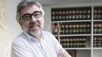 Jordi Pina, al seu despatx de Molins Defensa Penal