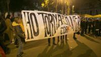 Manifestació dels CDR a Barcelona el mes passat