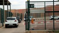 Accés a la presó de Lledoners