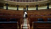 Els partits amb menys representació al Congrés negocien fórmules per evitar un grup mixt de 21 diputats