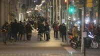 L'Ajuntament de Barcelona vol fomentar els desplaçaments a peu a la ciutat i aconseguir que arribin al 50%