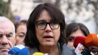 """Diana Riba diu que ara és el moment """"més oportú"""" per aplanar la incorporació de Puigdemont i Comín"""