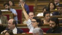 Granados, mà dreta d'Iceta al Parlament, serà viceprimera secretària del partit