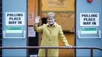 Nicola Sturgeon, primera ministra escocesa i líder de l'SNP