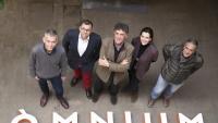 D'esquerra a dreta, Lluís Calvo, Toni Mata, David Nel·lo, Carlota Gurt i Lluís Prats