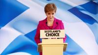 La primera ministra d'Escòcia, Nicola Sturgeon