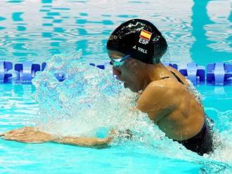 Jessica Vall en una imatge d'arxiu