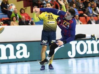 Ludovic Fàbregas , en una acció de contraatac