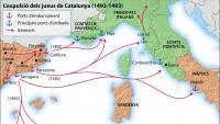 L'expulsió dels jueus de Catalunya (1492-1493)