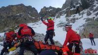 El rescat dels muntanyencs
