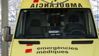 Una ambulància