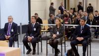 Trapero i l'excúpula d'Interior a l'Audiència Nacional