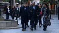 JxCat i ERC negocien un pacte nou per votar conjuntament els pressupostos del Parlament