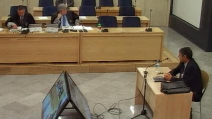 El major Trapero respon a les preguntes del fiscal a l'Audiència Nacional