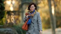 La vicepresidenta primera del govern espanyol, Carmen Calvo