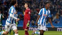 Isak ha sentenciat l'eliminatòria amb el segon gol. L'Espanyol ara es concentrarà en la lliga.