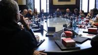 Reunió de la Junta de Portaveus d'aquest dijous