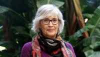 L'escriptora Núria Pradas
