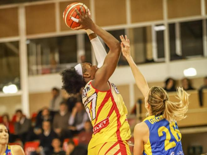 Mima Coulibaly no va fallar en el moment clau