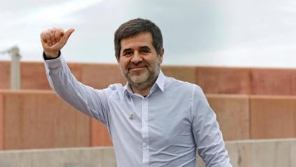 Jordi Sànchez surt de lledoners en el seu primer premís de 48 hores