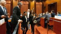 Els diputat de Cs abandonen la comissió del 155