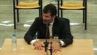 El comissari Ferran López a l'Audiència
