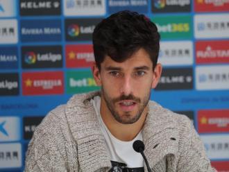 Dídac ha mostrat el seu convenciment que l'Espanyol aconseguirà la permanència.