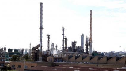 La planta d'Iqoxe a la Canonja