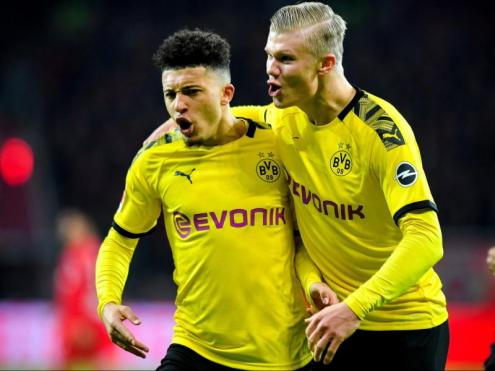 Jürgen Klopp, capità general d'un Liverpool que intimida Haaland i Sancho, l'atac endimoniat del Dortmund