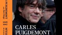 Puigdemont publica el llibre 'M'explico. De la investidura a l'exili' el 2 d'abril