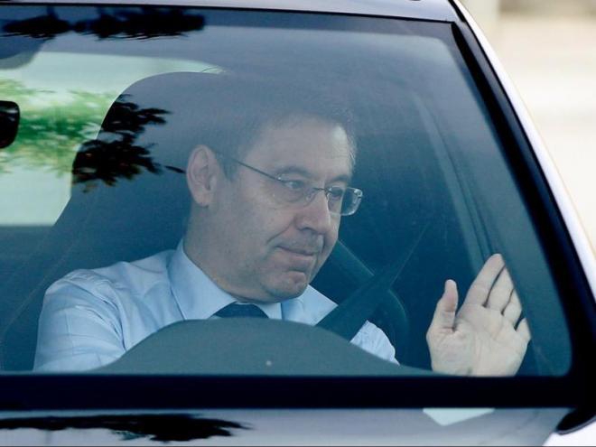 El president del Barça es reunirà avui amb els seus companys de la directiva amb la polèmica de les xarxes com a tema principal