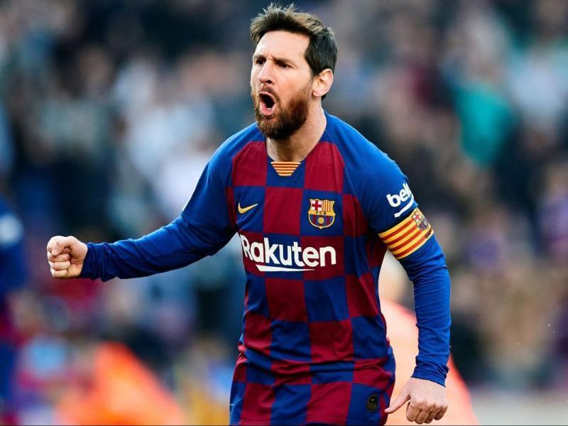 El Barça és Messi