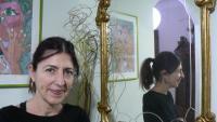 Actualment Cristina Simó viu a Sils i exerceix com a mestra a Lloret de Mar