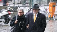 L'exconseller Lluís Puig arriba al Palau de la Justícia de Brussel·Les