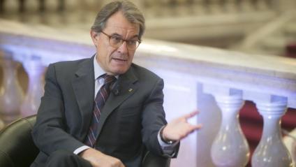 Artur Mas, ex president de la Generalitat de Catalunya