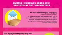Com protegir-se del coronavirus?