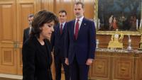 La nova fiscal general de l'Estat, Dolores Delgado