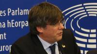 L'eurodiputat Carles Puigdemont