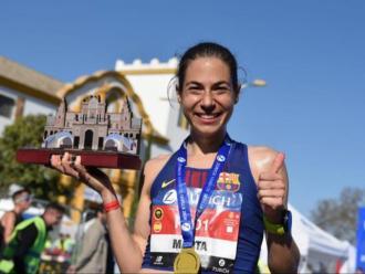 Marta Galimany , classificada a Sevilla per als Jocs Olímpics de Tòquio.