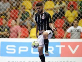 El brasiler Matheus coneixerà demà el Palau Blaugrana, la pista on jugarà aviat com a local