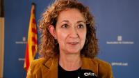 Ester Capella, consellera de Justícia