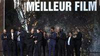 L'equip de 'Les Misérables', millor pel·lícula als Cèsar