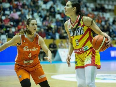 L'últim partit europeu a Fontajau va ser el 20 de febrer contra l'Schio
