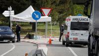 Control dels Mossos per garantir el confinament a la Conca d'Òdena