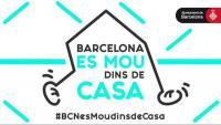 Barcelona promociona l'esport a casa i convoca una sessió massiva de fitnes als balcons el 12 d'abril