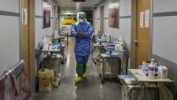 Europa supera els 330.000 contagis de coronavirus i s'apropa a les 21.000 morts