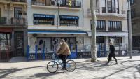 Restaurant tancats a Barcelona pel coronavirus