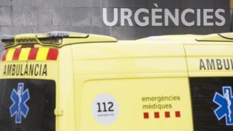 Un ferit greu i dos menys greus en un accident de trànsit a la C-14 a Ciutadilla